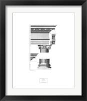 Framed Ionic Order
