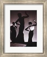Framed Cabaret Dancers