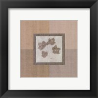 Botanical Square l Framed Print