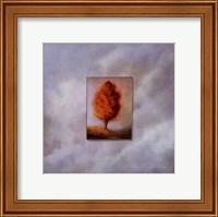 Framed Hill Tree