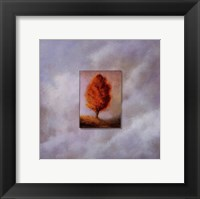 Framed Hill Tree