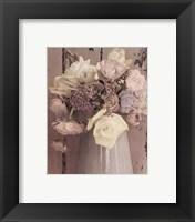 Framed Vintage Blossoms ll