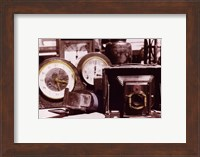 Framed Trappings Of Time