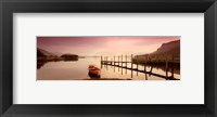 Calm Framed Print