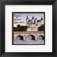 Framed Loire Valley