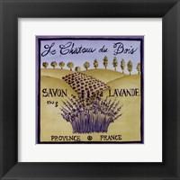 Framed Lavon Savon