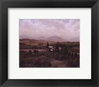 Framed San Gimignano