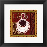 Framed Cafe Exotica II