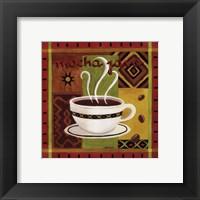 Framed Cafe Exotica III