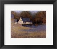 Framed Le Marais Breton