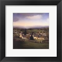 Alexander Mckenzie - Village Framed Print