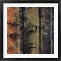 Framed Bamboo Groove II