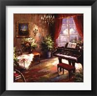Framed Music Parlor
