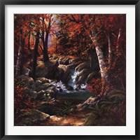 Framed Rock Creek