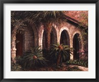 Framed Sago Arches