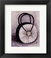 Rose Purse Framed Print