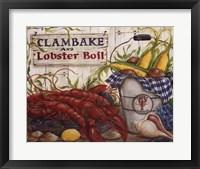 Framed Clambake