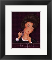Framed Bouffant