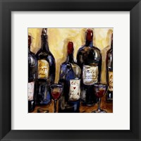 Framed Wine Bar