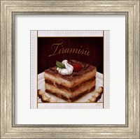 Framed Tiramisu