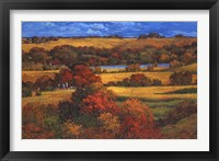Framed Land of the Midwest