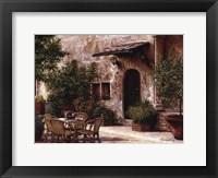 Framed La Villa Borghese