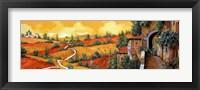 Framed Bassa Toscana