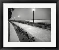 Charleston II Framed Print