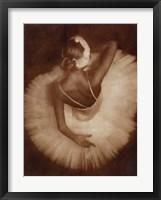Framed Pirouette