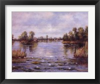 Framed Tranquil Reflections