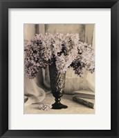 Framed Quiet Blooms I