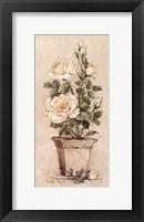Framed Shades Of Roses ll