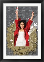 Framed High School Musical3 - Gabriella