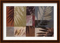 Framed Palm Sections