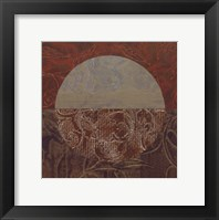 Lunar Eclipse II Framed Print