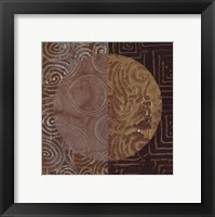 Lunar Eclipse V Framed Print