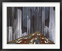 On The Sidelines II Framed Print