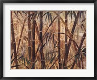 Framed Bamboo Forest I
