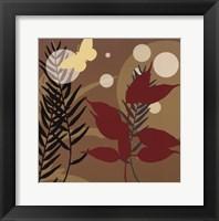 Organic Zen II Framed Print
