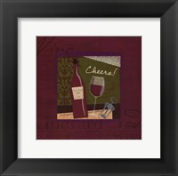 Framed Cheers