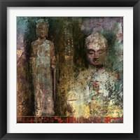 Framed Meditation Gesture II