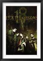 Framed Eighteen Visions - Group Shot