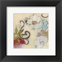 Framed Floral Rhythm 3
