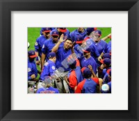 Framed Carlos Zambrano 2008 No-Hitter (#2)