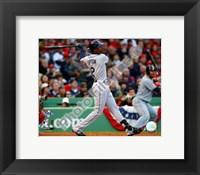 Framed B.J. Upton 2008 ALCS Game 3 Home Run