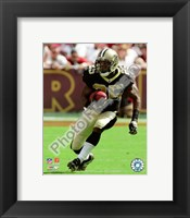 Framed Reggie Bush 2008 Action