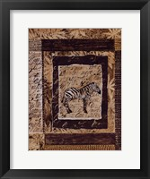 Framed Wild Kingdom ll