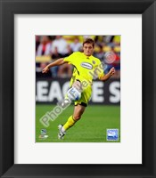 Framed Robbie Rogers 2008 Action