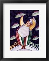 Framed Basta Pasta