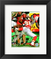 Framed Dwayne Bowe 2008 Action